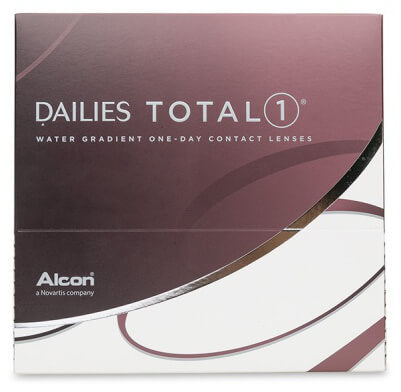 Alcon Dailies Total1 (90 pack) - Drizik Eyecare