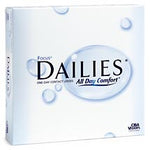 Focus Focus DAILIES 90pk Contact Lenses - Drizik Eyecare