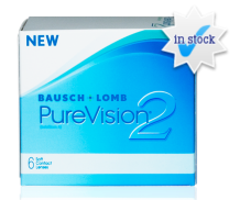 PureVision PureVision 2 - Drizik Eyecare