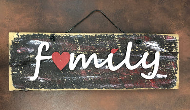 Sign Family