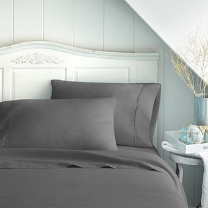 4-Piece Essential Sheet Set - Sheets - Linens and Hutch