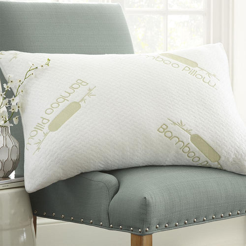 Bamboo Pillow - Pillows - Linens and Hutch