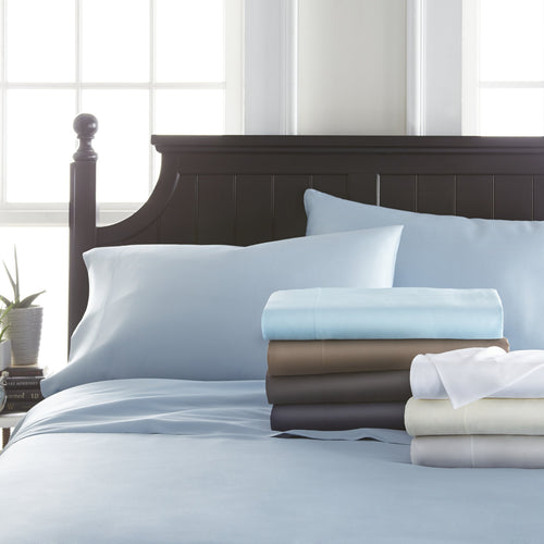 Sheets, 4-Piece Luxury Bamboo Sheet Set, Linens And Hutch