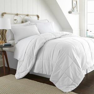 8-Piece Bed in a Box - Comforters - Linens and Hutch