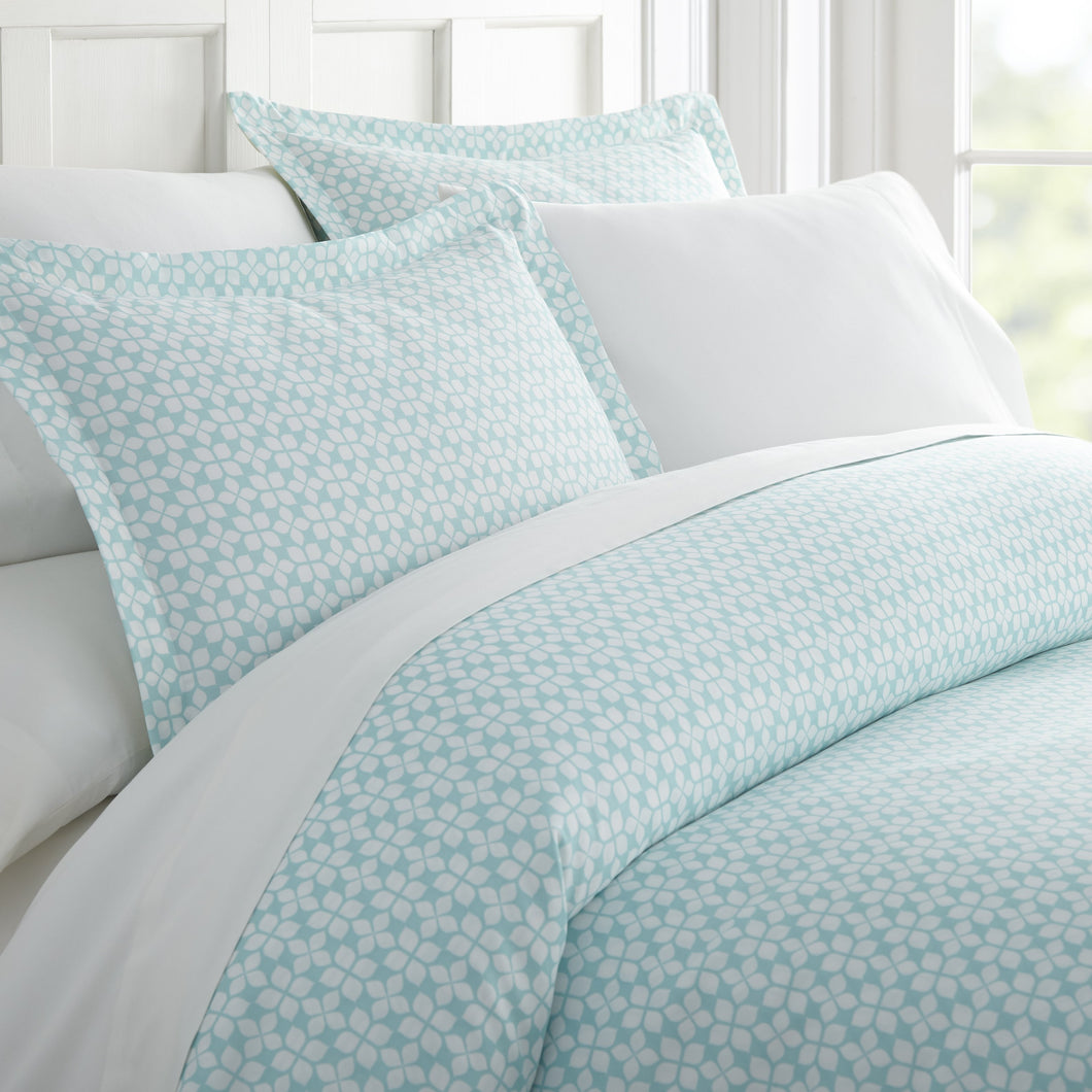 Comforters, Starlight Patterned 3-Piece Duvet Cover Set, Linens And Hutch