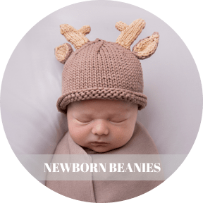 fab8bbd0 Baby Hats, Hats for Girls & Boys, Infant to Toddler Hats | Huggalugs