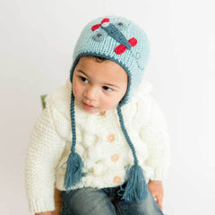 Airplane Beanie Hat-Huggalugs