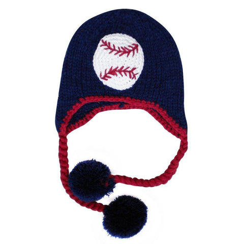 Baseball All Star Beanie Hat-Huggalugs