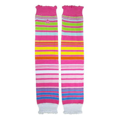 Candy Sparkle Legwarmers-Huggalugs