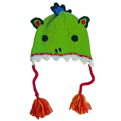 Dragon Beanie Hat - Beanie Hats