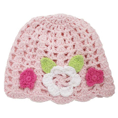 Muse Crocheted Girls Cloche - Beanie Hats
