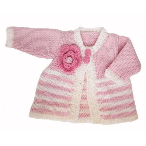 Parfait Pink Ziggy Sweater - Sweaters
