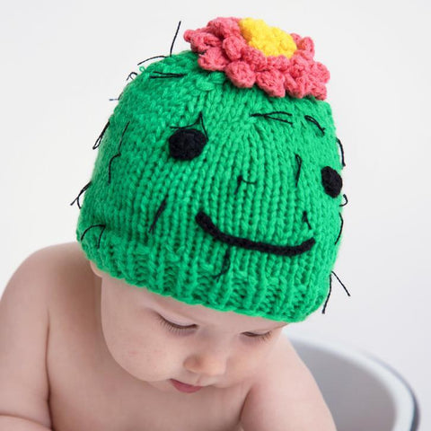 Prickly Cactus Beanie Hat - Beanie Hats