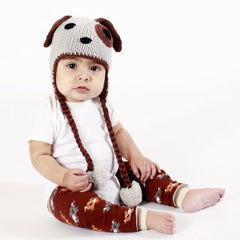 Puppy Dog Beanie Hat-Huggalugs