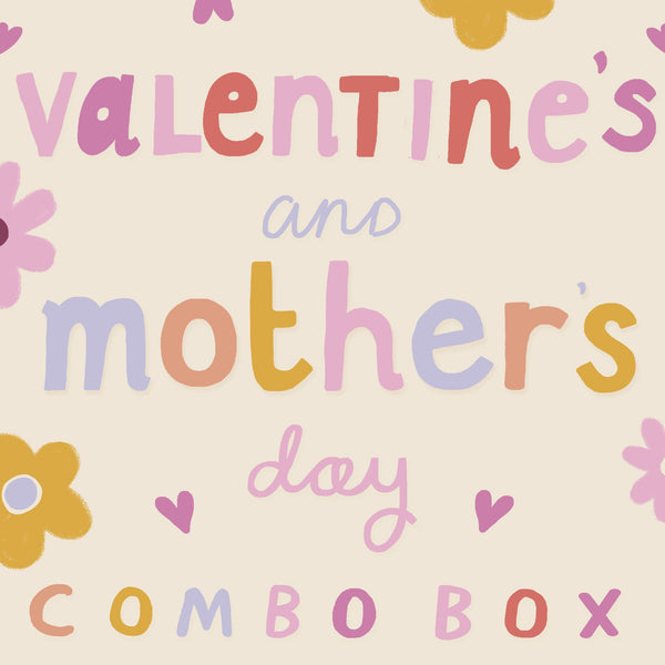 Valentine's and Mother's Day Combo Box