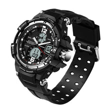 Load image into Gallery viewer, SANDA G Waterproof Alarm Mens Watches Top Brand Luxury S-SHOCK Digital Led Sports Watch Men Clock Wristwatch Relogio Masculino