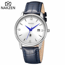 Load image into Gallery viewer, NAKZEN Classic Wrist Watch Brand Luxury Quartz Men Watches Waterproof Clock Male Casual Sport Cool Watch Gift Relogio Masculino