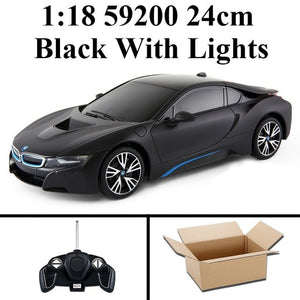Electric Mini RC Cars Remote Control Toy Radio Control Car Model Toys For Children Boys Gifts Kids Vehicle Toy 1:24 1:18 6888