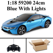 Load image into Gallery viewer, Electric Mini RC Cars Remote Control Toy Radio Control Car Model Toys For Children Boys Gifts Kids Vehicle Toy 1:24 1:18 6888