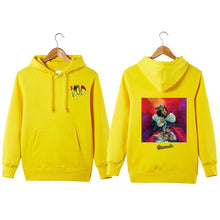 Load image into Gallery viewer, J Cole Hoodie Sweatershirt King Cole Dreamville hip hop KOD Pullover Hoodie Sweatershirt