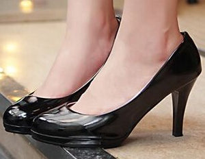 DIJIGIRLS New Fashion Womens Ladies Stiletto High Heels Office Dress Work Court Platform Pumps 4 Color drop Shipping