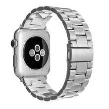 Load image into Gallery viewer, ASHEI Metal Bracelet Strap for Apple Watch Band Series 4 40mm 44mm 42mm 38mm Stainless Steel Watchband for iWatch Series 3 2 1
