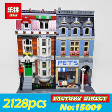 Load image into Gallery viewer, LEPIN CITY Creators 15001 15002 15003 15004 15005 15006 15007 15008 15009 15019 model