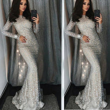 Load image into Gallery viewer, 2019 New Women Dress Sexy Spaghetti Strap Deep V Neck Casual Party Dress Backless Sleeveless White Dresses