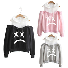 Load image into Gallery viewer, Lil Peep 2019 Hoodies Love lil.peep men Sweatshirts Hooded sweatershirts male/Women sudaderas cry baby hood Pullover hoddie