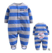 Load image into Gallery viewer, Orangemom Newborn 12M baby boys 2019 spring baby Rompers soft Baby girls romper warm fleece Baby Jumpsuit for kids boys Costumes