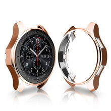 Load image into Gallery viewer, TPU Scratch-resistant Flexible Soft Case Slim Lightweight Protective Bumper Cover for Samsung Gear S3/Galaxy Watch 46/42mm