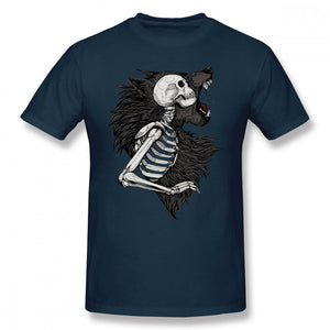Werewolf T Shirt Lilith S Brethren Colour T-Shirt Short Sleeve Fashion Tee Shirt Oversized 100 Cotton Graphic Awesome Men Tshirt
