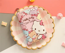 Load image into Gallery viewer, cute Wallet Women 2018 Lady Short Women Wallets hello kitty Mini Money Purses PU Leather Female Coin Purse Card Holder Carteras