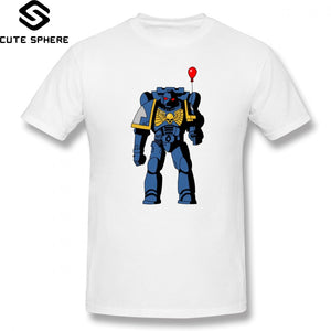 Warhammer 40K T Shirt The Codex Approves T-Shirt Short-Sleeve 100 Percent Cotton Tee Shirt Funny Streetwear Graphic Man Tshirt