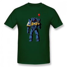 Load image into Gallery viewer, Warhammer 40K T Shirt The Codex Approves T-Shirt Short-Sleeve 100 Percent Cotton Tee Shirt Funny Streetwear Graphic Man Tshirt