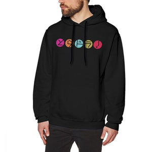 Toradora Hoodie Toradora Hoodies Cool Cotton Pullover Hoodie Over Size Black Autumn Mens Streetwear Long Sleeve Hoodies