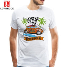Load image into Gallery viewer, Handsome Men California TShirt High Quality White California Short Sleeve Custom Printing T-Shirts Man Guys Clothes Big Size Tee