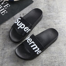 Load image into Gallery viewer, Women Summer Slides 2018 Fashion Slippers Platform Sandals Summer Beach Slides Flip Flops Comfortable Flat Shoes Men's Slippers