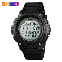 Load image into Gallery viewer, SKMEI New Men's Sport Watches Men 50M Waterproof Chronograph LED Digital Watch Man Wristwatches Relogio Masculino