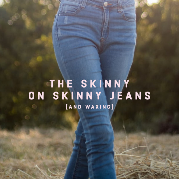 how wearing skinny jeans can impact your vulva