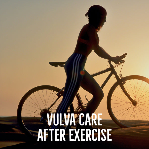 vulva care after exercise- things to know