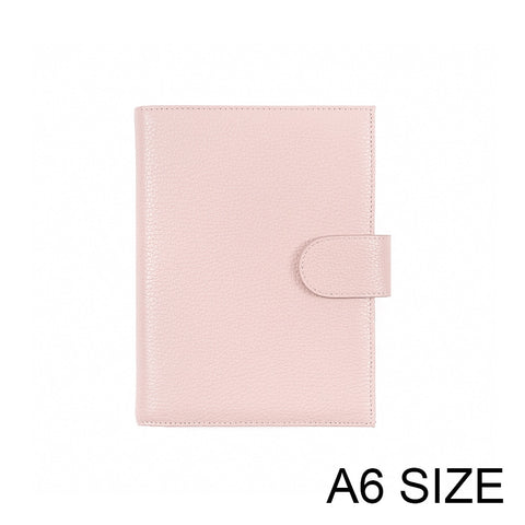 Moterm Original A6 Notebook Cover Diary Planner Genuine Litchi Grain Cowhide Leather Journal Stationery Notepad Agenda Organizer - The Stationery Life!