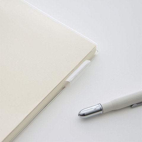 A4 Midori Clear Plastic Cover - The Stationery Life!
