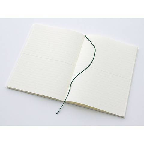 A5 Midori Ruled Notebook - The Stationery Life!
