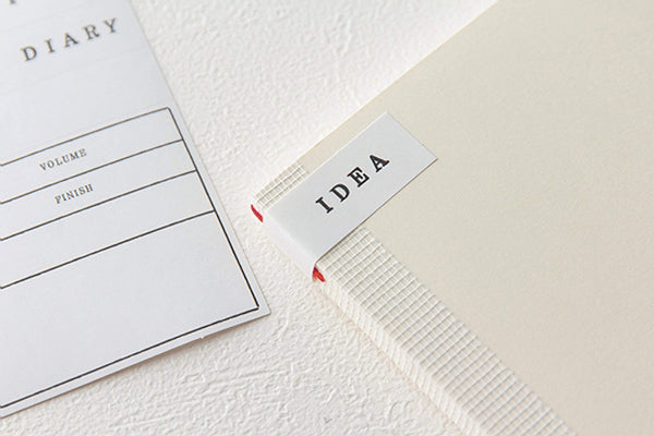 A6 Midori BLANK Notebook | A6 Blank - The Stationery Life!
