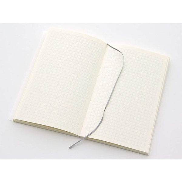 B6 Slim Ruled Midori Ruled Notebook | English Caption - The Stationery Life!