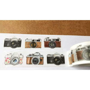 Cameras Washi Tape Camera Washi Tape Picture Washi Tape Photography Washi Tape Photographer Washi Tape Antique Camera Washi Tape - The Stationery Life!