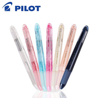 CLEAR Pilot Hi-Tec-C Coleto | 5 Color Multi Pen Body - The Stationery Life!