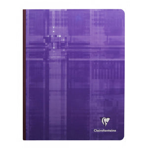 Clairefontaine Classic Notebook Side Clothbound  French Ruled | 8 1/4 x 11 3/4