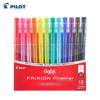 GREEN Pilot FriXion FINELINER Pen 0.45 mm Fine Point Erasable Pen | Single Pen or Set - The Stationery Life!
